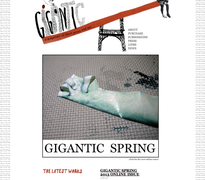 Gigantic Magazine
