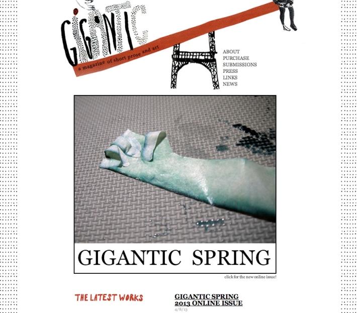 Gigantic Magazine