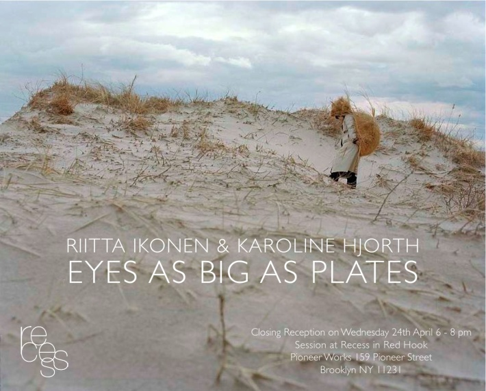 Eyes as Big as Plates # Marie © Karoline Hjorth & Riitta Ikonen