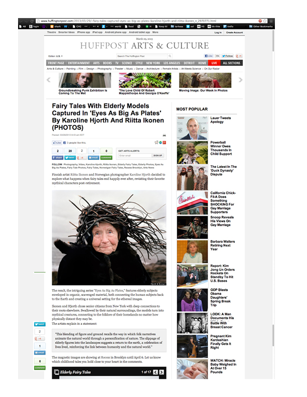 The Huffington Post Arts & Culture