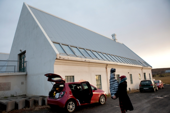 This little car has soon seen it all © Karoline Hjorth & Riitta Ikonen