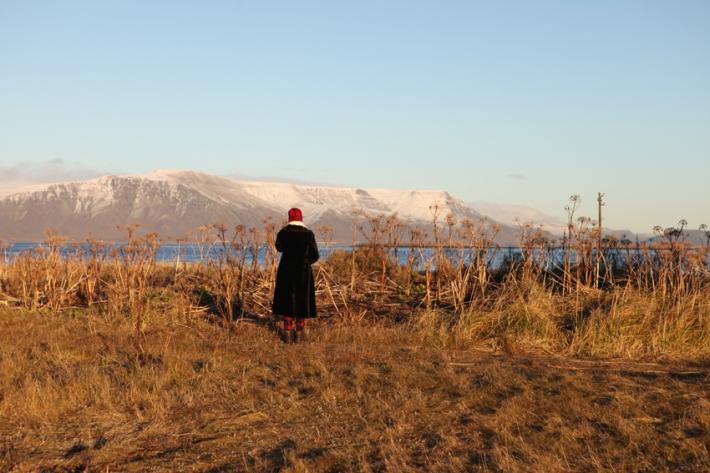 Grótta, the very north westernly point of Reykjavik © Riitta Ikonen and Karoline Hjorth