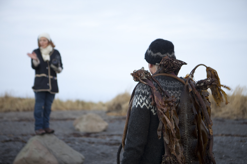 Berent is a pípulagningameistari (master pipe fitter), has been for 49 years © Karoline Hjorth & Riitta Ikonen