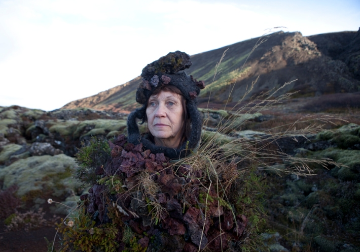 A lavaball with so much magnetism © Karoline Hjorth & Riitta Ikonen
