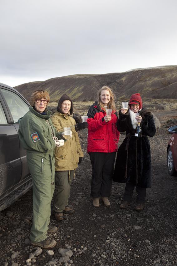 Bubbles for the lava team © Karoline Hjorth & Riitta Ikonen