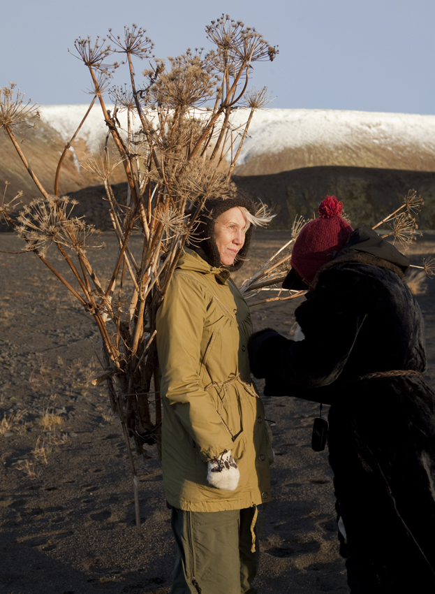 Hungry for more, we move on to the third location of the day © Karoline Hjorth & Riitta Ikonen