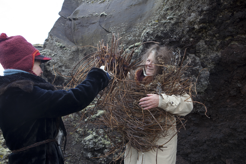 Peeling off the layers  © Riitta Ikonen and Karoline Hjorth