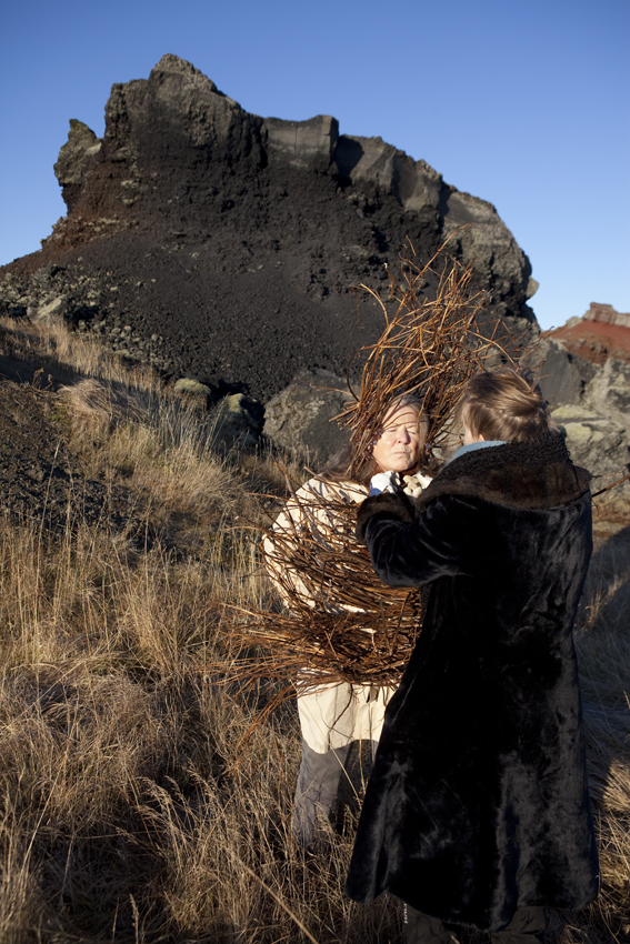 Final touches  © Riitta Ikonen and Karoline Hjorth