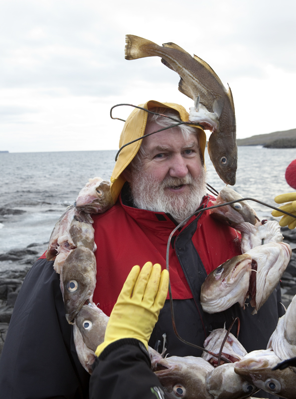 Mortan Johannessen was another top tip from Súsanna at Visit Faroe Islands © Karoline Hjorth & Riitta Ikonen