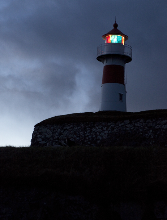 This lighthouse was nearly a good working light © Karoline Hjorth & Riitta Ikonen