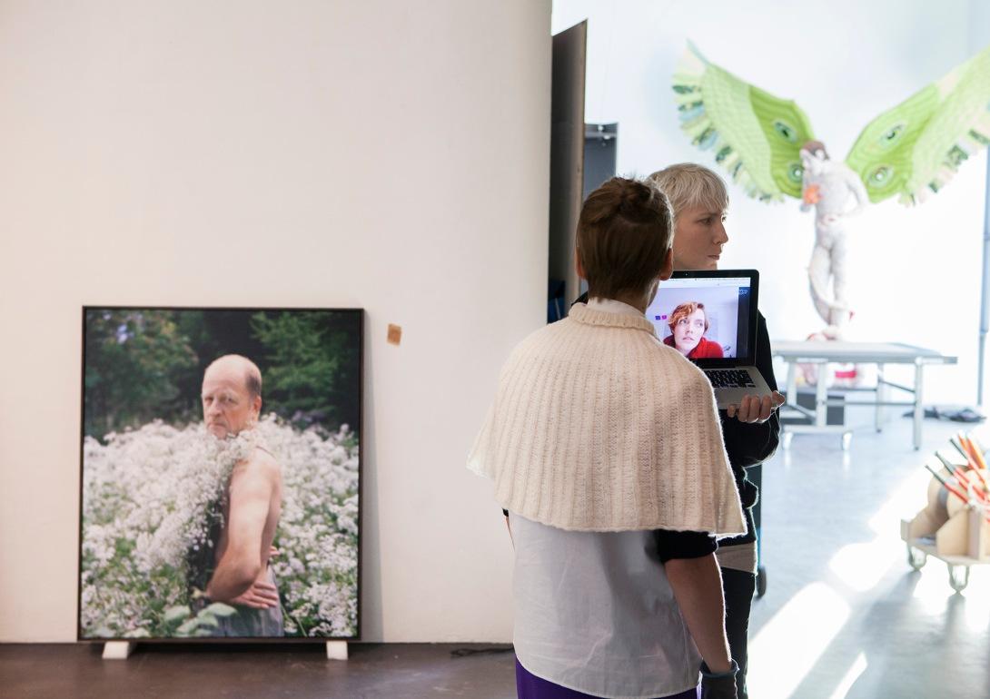 kuva / Photo:  Kansallisgalleria / Pirje Mykkänen Finlands Nationalgalleri / Pirje Mykkänen Finnish National Gallery / Pirje Mykkänen