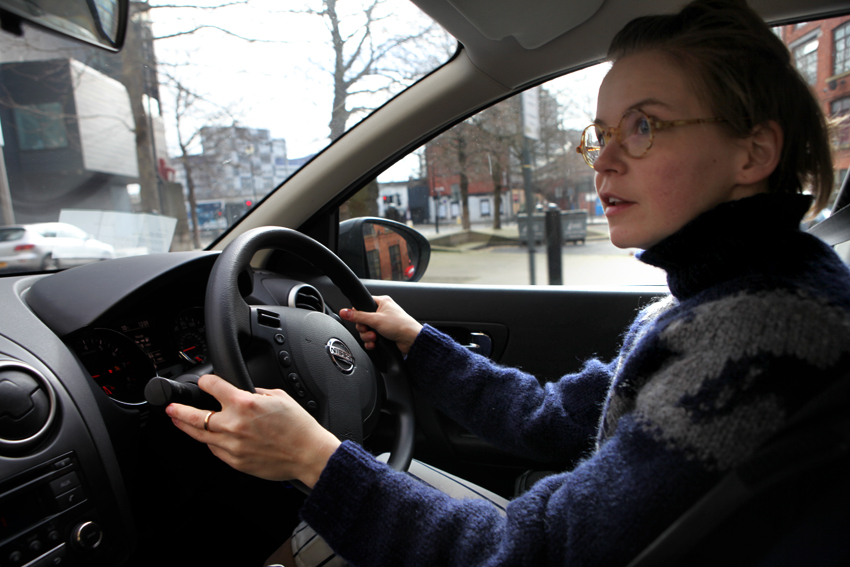 Slightly apprehensive about driving on the left © Eyes as Big as Plates