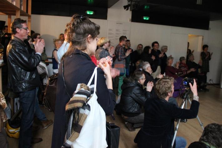Great audience © Institut Finlandais 2014